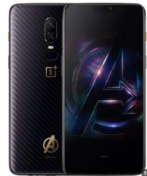 OnePlus 6 Avengers Edition Price in China