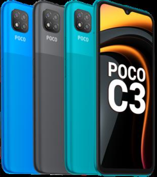 Xiaomi Poco C3 (4GB) Price in United Kingdom