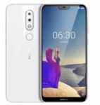 Nokia X6 Polar White Edition
